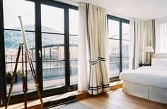 Now, I am not the first person, and definitely not the first blogger to use drop cloths for curtains–besides popular, they happen to be incredibly thick, ...