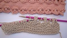 Punto de Flores Crochet Stitches, Knit Crochet, Knitting For Kids, Knitted Hats, Diy, Blog, Accessories, Diy Shirt, Lace