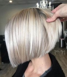 70 Winning Looks With Bob Haircuts For Fine Hair In 2020 Bob Pin On Hair Styles 50 Amazing Blunt Bob Hairstyles 2020 Hottest Mob Lob Hair 70 Winning Looks With Bob Haircut For Fine Hair, Bob Hairstyles For Fine Hair, Short Bob Haircuts, Hairstyles For Round Faces, Blonde Hairstyles, Hairstyles Haircuts, Classic Hairstyles, Fashion Hairstyles, Trendy Hairstyles