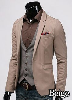 I want a guy who not only wants to dress this way, can dress this way, but also ROCKS this look:  ~Theresa