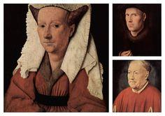 Jan van Eyck Collection I (portrait)