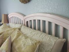 Upcycled Baby Cribs recycling ideas for recalled and old cribs headboard