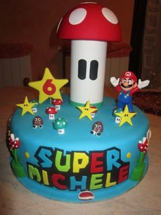 cake  supermario