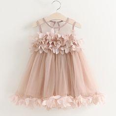 $9.74 (Buy here: https://alitems.com/g/1e8d114494ebda23ff8b16525dc3e8/?i=5&ulp=https%3A%2F%2Fwww.aliexpress.com%2Fitem%2FBaby-Girls-Dress-2017-New-Summer-Mesh-Girls-Clothes-Pink-Applique-Princess-Dress-Brand-Children-Summer%2F32784841886.html ) Baby Girls Dress 2017 New Summer Mesh Girls Clothes Pink Applique Princess Dress Brand Children Summer Clothes Baby Girls Dress for just $9.74
