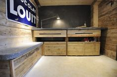 Diy: How To Build A Sweet Set Of Cabinets From Disused Shipping Pallets