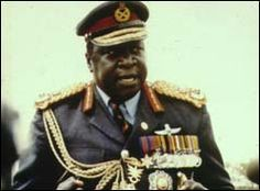 General Idi Amin seized power from President Milton Obote, the man who led Uganda to independence in 1962 on Jan 25, 1971. In 1979, Amin was toppled by Ugandan rebels and Tanzanian troops. He fled the country and spent his last years in exile in Saudi Arabia where he died in August, 2003.