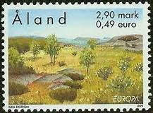 Aland Islands Stamps 1999
