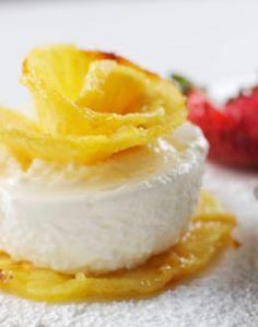 Diabetes Recipes  Pina Colada Whip