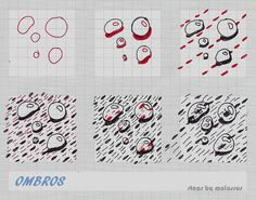 Ombros-Tangle Pattern by molossus, who says Life Imitates Doodles, via Flickr