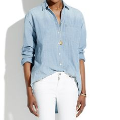 simple chambray