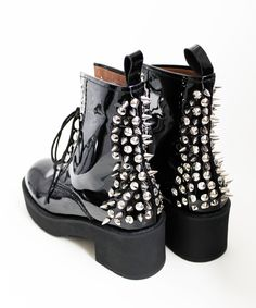 Dear Jeffrey Campbell, Please make a vegan pair of these.  Thank you, love from Sarah.