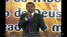 Esse Pastor teve CORAGEM de falar a verdade! Ezequiel 34, Pregação para ...