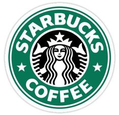 Starbucks stickers featuring millions of original designs created by independent artists. Decorate your laptops, water bottles, notebooks and windows. White or transparent. 4 sizes available. Tumblr Stickers, Phone Stickers, Cool Stickers, Preppy Stickers, Red Bubble Stickers, Starbucks Logo, Starbucks Case, Free Printable Stickers, Aesthetic Stickers