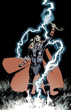 Thor by Evan Shaner *