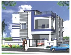 Greater Noida West:This is the new property portal which solve the query about commercial and residential property searching in greater noida west. House Outside Design, House Front Design, Small House Design, Modern House Design, Single Floor House Design, Bungalow House Design, Front Elevation Designs, House Elevation, Building Elevation