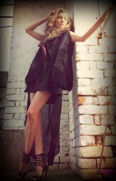 Model Natalia Jimenez Photo Maria Rangel Styling de La Extensión del Ser