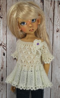 mohair6 doll by Kaye Wiggs