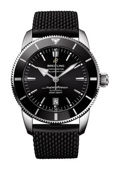 Breitling Superocean Héritage II 46 dive watch.