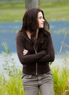 "Bella+Swan+Twilight | Kristen Stewart's ""Bella Swan's"" Hairstyle from The Twilight ..."