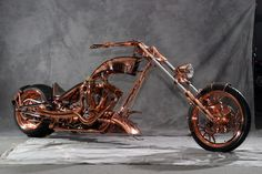 This is OCC's Statue of Liberty motorcycle.  It's amazing.  The photo is high resolution.  Click on it and zoom in.