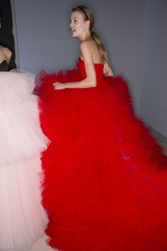 Giambattista Valli Spring 2016 Couture Fashion Show Beauty