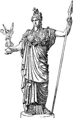 Pallas Athena (Minerva)