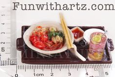 Wanton NoodleS for LatiYellow by FunWithARtz on Etsy