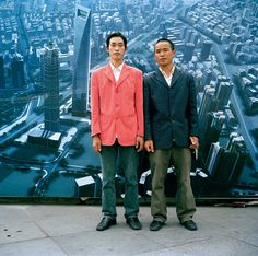 CHINA. Shanghai.  | Patrick Zachmann, 2002.