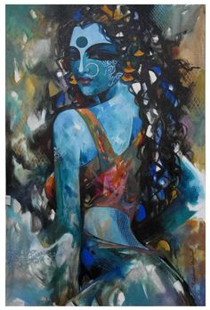Rajeshwar Nyalapalli -  'Blue Beauty'