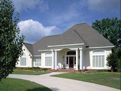 Knights Manor European Home  from houseplansandmore.com