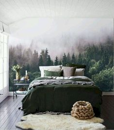 8 Joyous Clever Ideas: Minimalist Bedroom Budget Color Schemes minimalist home dark modern bathrooms.Minimalist Home With Kids Lights minimalist bedroom neutral ceilings.Minimalist Home Modern Small Spaces. Interior Design Minimalist, Minimalist Bedroom, Minimalist Decor, Minimalist Kitchen, Minimalist Living, Modern Minimalist, Home Bedroom, Bedroom Furniture, Forest Bedroom