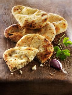 Pita bread is a staple in Middle Eastern food. This homemade pita bread recipe is simple, quick, and makes perfect pita bread every time!