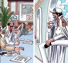 Ace Journey part 7 Anime One Piece, One Piece Comic, One Piece Ace, Watch One Piece, One Piece Series, Anime Nerd, Anime Guys, Blue Springs Ride, Ace Sabo Luffy