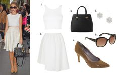 Outfit Inspired by… | Unicamente Única