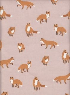 Winter+fox+AYL111+de+kiseki+-+Stoffe+aus+Japan+sur+DaWanda.com