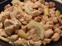 I'm a Cook, not a Chef: Why you should eat Lemon peel. (Lemon Chicken reci...