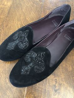 a4abff4c36fc stuart weitzman flats size 7 women  fashion  clothing  shoes  accessories   womensshoes