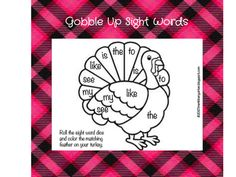 turkey sight words to color Kindergarten Reading, Kindergarten Thanksgiving, Teaching Schools, Classroom Fun, Holiday Activities, Sight Words, Turkey Trouble, Word Work, Preschool Ideas