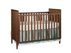 Mid Century Crib