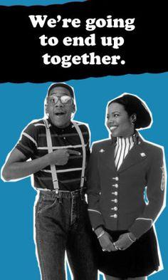 Steve Urkel & Laura Winslow || Free PDF Printables Available