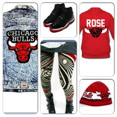 Chicago Bulls Outfit on Pinterest | Dodgers Outfit, Jordans and New Era Hats