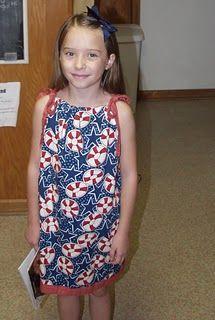 Pillowcase dress from Freshly Picked Blog http://www.freshlypickedblog.com/2008/03/pillow-case-dress-tutorial.html