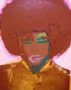 Andy Warhol. the change of colour and the simplisticness of this pop art pieces places it in my top four from this artist