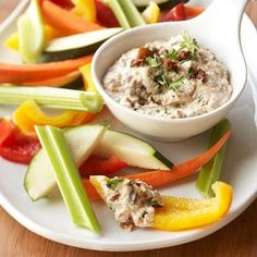 Spreads, dips, and salsas are a great way to start any type of gathering. So get the gang together and enjoy something from this variety of sweet and savory appetizer recipes.