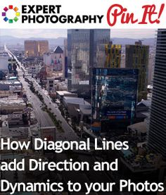 How Diagonal Lines add Direction and Dynamics to your Photos | Photography Composition
