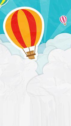 Design Arte gráfica colorida de Fundo Space Preschool, Artsy Background, Baby Park, Balloon Crafts, Graphic Art, Graphic Design, Cartoon Boy, Bird Crafts, School Decorations