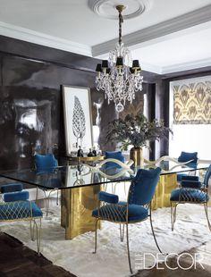 Résultats de recherche d'images pour « elle decor dining room »