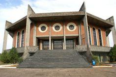 Catedral Divino Espírito Santo, de Umuarama - Paraná