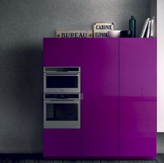 Milano. Open Collection. Living the contemporary. Design by Prospero Rasulo. #kitchen #design #colour #pink #detail
