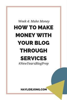 ways make money with advertising your blog websites help